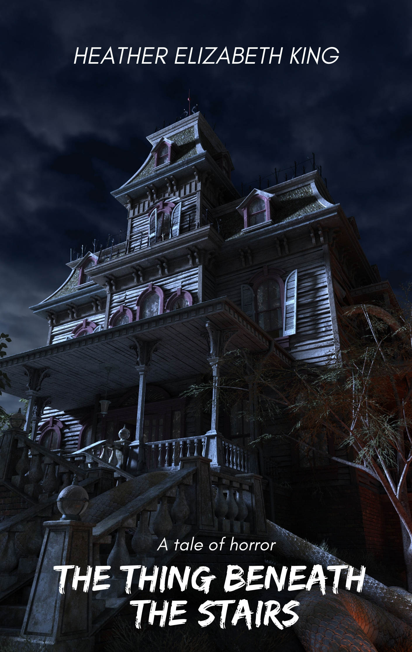 The Thing Beneath the Stairs - version 2.1
